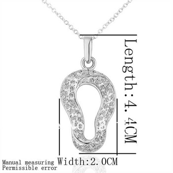 Min.order is $10(mix) 18KGP 18K Gold Plated Necklace Health Jewelry     Pendant Rhinestone Austrian Crystal SWA