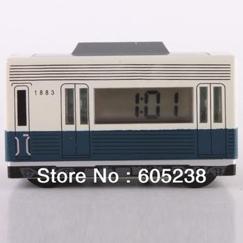 Antique Bus Alarm Clock Driving Alarm Clock Never Fall Down