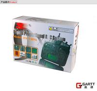 Freeshipping FS FlySky FS-TH9X 2.4G 9 Channel RC Transmitter & Receiver w/ LED Screen Mode1 Big Sale