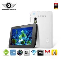 """7"""" android tablet pc VIA WM 8850 1.2Ghz RAM 512MB ROM 4GB Dual Cameras HDMI"""