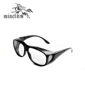 Circularly  polarized 3d glasses line thickening lenses glasses 4d 5d compatible Passive polarized 3D TV