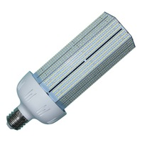 E40/E39 100W LED Corn Lamps New Design to Replace Traditional High Pressure Sodium Metal Halide or CFL Light Bulbs
