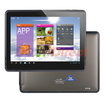 Hot sale 10.1inch PIPO MAX M3 3G tablet pc  android 4.1.1 rk3066 dual core build in 3G Bluetooth IPS screen 1280*800 pixels
