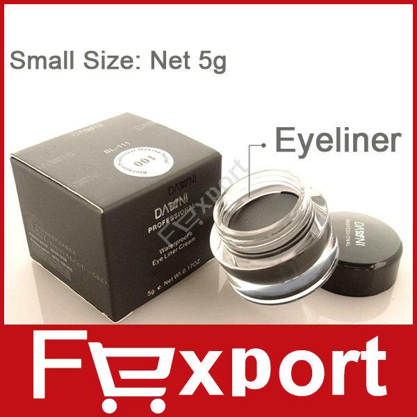 5g Waterproof Black Color Liquid Eyeliner Eye Liner Gel Makeup 1010