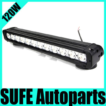 Cheap Shipping 20 INCH 120W CREE LED LIGHT BAR LED DRIVING LIGHT SPOT IP68 FOR OFFROAD MARINE BOAT CAMPING 4x4 ATV UTV USE