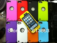 Heavy Duty Tough Hyper Hard Case Cover For iPod Touch 5 5G 5TH,10Pcs/Lot,free shipping