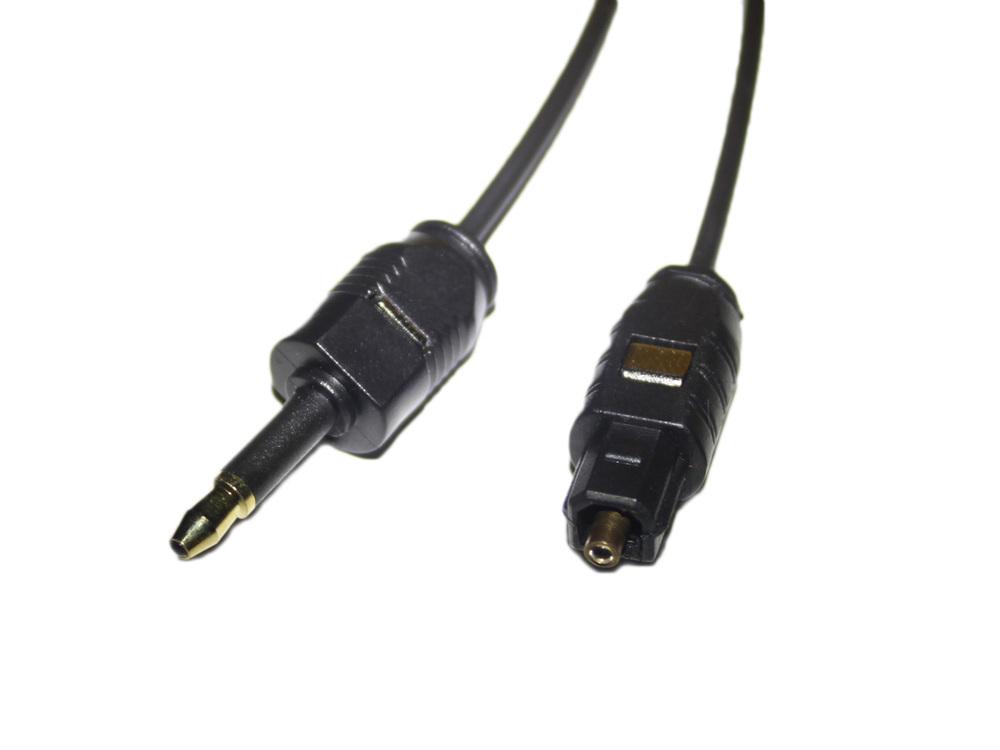 Optical audio to 3 5
