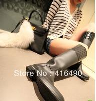 free shipping 2013 Thin women's fashion rainboots rain boots stovepipe tall boots rainboots