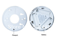 New CO Carbon Monoxide Alarm Poisoning Smoke Gas Sensor Warning Detector Tester LCD Free Shipping 8932