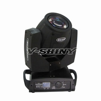 Free shipping 200w beam moving head light, 5R lamp, 16ch, party,DJ light,110V-240V voltage.