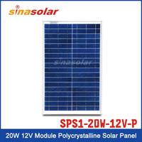 Special Price 20W 12V Module Polycrystalline Solar Panel