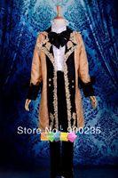 Vocaloid  Kagamine Len Servant of Evil Cosplay Costume wholesale retail man men uniform Halloween