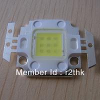 Superbrightness 1100lm LED heatsink Copper Base 45mil Bridgelux Epistar 10W LED Chip