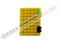 Stationery silicon notebook non-slip blocks bubbles with factory price
