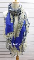 FREE SHIPPING,snake printed scarf,voile shawl,muslim hijab,fashion ladies scarf,2013 new design,size is 95*190cm