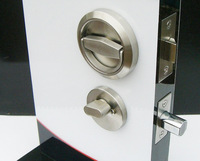 Stainless Steel 304 Recessed Cup Handle/ Privacy  Door Locks and Key