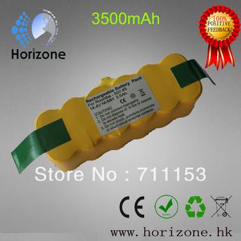 14.4v 3500mAh iRobot Roomba 500 510 530 540 550 570 580 Series Vacuum Cleaner Battery