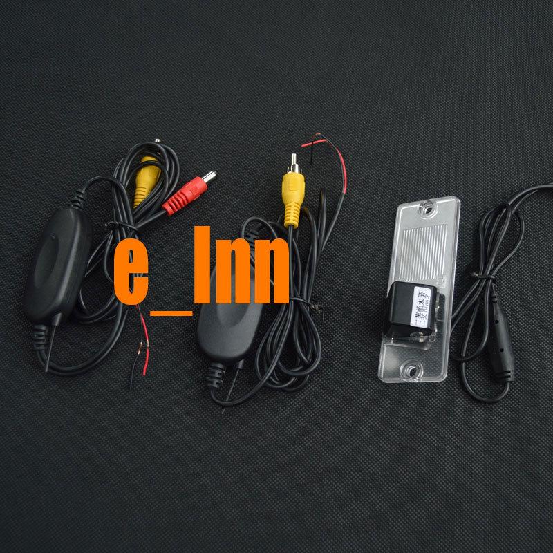 wireless car camera ,Car Rear Vision Camera Mitsubishi Pajero/Zinger Free Shipping(China (Mainland))
