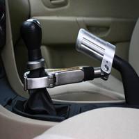 factory direct sales A6 Hand Brake anti-theft car van Lock auto security lock car security accessories