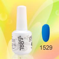 12pcs free shipping uv lamp gels nails uv nails stickers French salon gel