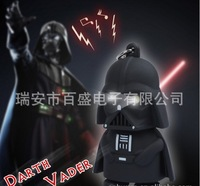 free shipping hot sales, New product  Star Wars darth vader luminous sound key chain, Star Wars,drop shipping