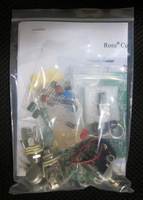 Guitar Accessories  /Ross Compressor complete Kit - Full Kit,  Ross / Dyna Compressor - Full Kit,  Free Shipping.