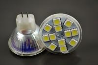 MR11 GU4.0 2.5W LED 12 SMD LED  High Power Spot Light Bulb Lamp AC/DC12V