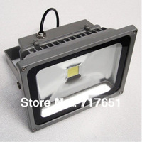 By DHL/EMS 10W 20W LED Flood light Cool Warm White Outdoor Landscape 85-265V Lamp