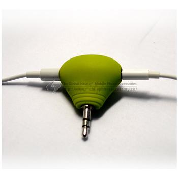 2013 NEW!!! Headphone Splitter for smart phone cellphone