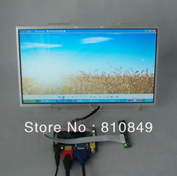 HDMI+VGA+2AV Control board+13.3inch 1366*768 N133B6 LP133WH1 B133XW02 LCD PANEL LP133WH1 B133XW02 B133XW04 LTN133AT17(China (Mainland))