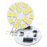 Free Shipment !!! 15LED G4 Light Dimmable Lamp  5050SMD 300-330LM 3W  Wide voltage AC/DC10-30V  For Boats Ships Automobiles