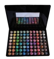 Professional Cosplay Eyeshadow Pro 88 color Warm Color Makeup Palette Eyeshadow Powder