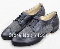 Fashion personality lacing patchwork fashion flat heel single shoes unisex shoes plus size lovers shoes plus size