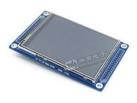 Free shipping, 10pcs 3.2inch 320x240 Touch LCD Screen