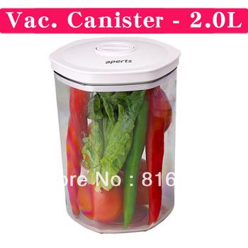 Hermetic Vacuum Canister - 2.0L