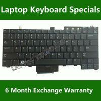 2pcs/lot  NEW Genuine KEYBOARD FOR  Dell Latitude E6400 E6500 Precision  Keyboard