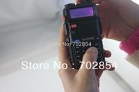 Upgraded BaoFeng UV-5R 136-174MHZ/400-520MHZ Dual Band Radio UV 5R