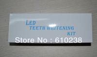 Wholesale  teeth whitening kit,hp or cp ingredient,Simple LED home kit
