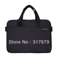 Free shipping - Stylish man bag business travel large capacity 15.6 inch computer bag Messenger cross handbag briefcase