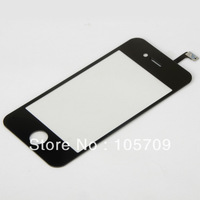 Black Replacement Touch Screen Digitizer for iPhone 4G B0015