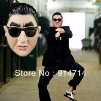 100 pcs/lot Super Popular Gangnam Style Real PSY Mask
