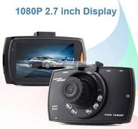 "2.7 ""  HD 1080P Car DVR Recorder  Novatek 96650 G30 G30L dash camera Support  IR Night Vision 140 Degree Wide Angle Camera"