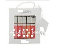 C---d limited edition lip gloss lips close 5 piece set gift box 5ml small-sample