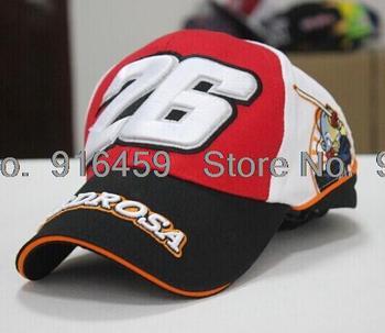 Pedrosa 26 Repsol Embroidery F1 racing cap Summer cap 100% Cotton Moto gp Motorcycle Motorcard  baseball cap Drop shipping
