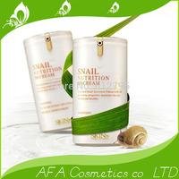 Snail nutrition BB cream SPF45 PA++ +  40g  brighten   cream      free shipping