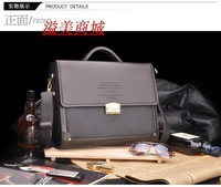 Zefer male shoulder bag man bag commercial handbag messenger bag Men briefcase az032-16