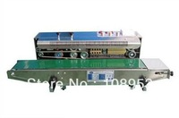 Automatic Multifunctional Continuous sealer,Ink roller Continuous sealing machine(stainless steel) with CE certificate