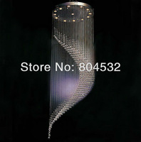 new item modern crystal chandelier Dia80cm H260CM +free shipping