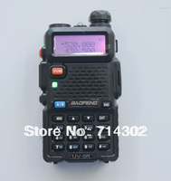 new version BAOFENG UV-5R walkie talkie VHF136-174MHz & UHF400-520MHz UV5R dual band dual display walkie talkie