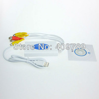 USB2.0 DVR 4Channel A Safetey System Design For Home/Office/Shop Guard and Baby Cure